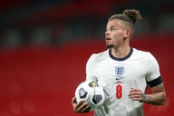 """""""Won't mind""""- Several Man United fans have the same thing in mind as this PL star impresses for England"""
