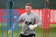 """""""Little bit panicky"""" – Man United star admits he feared missing out on Euros due to injury"""