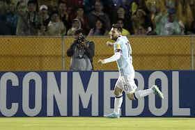 Article image: https://image-service.onefootball.com/crop/face?h=810&image=https%3A%2F%2Fworldfootballindex.com%2Fwp-content%2Fuploads%2F2021%2F09%2FLionel-Messi-Conmebol.jpg&q=25&w=1080