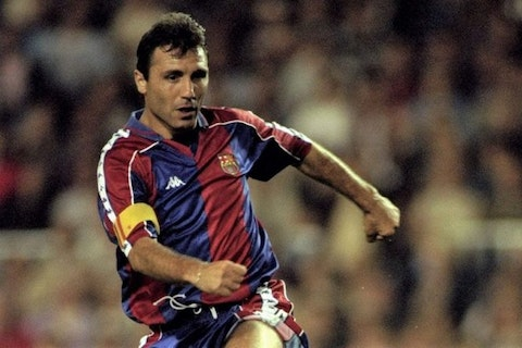 There is only one ... Hristo Stoichkov - OneFootball