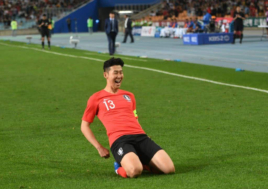 best sneakers 2768f 095ef World Cup stories: Heung-min Son, the anti-Ronaldo from ...