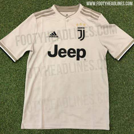 997d88b8d 📸 New Juventus away shirt is leaked...and it looks very familiar ...