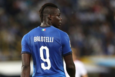 Mario Balotelli Is My Idol Moise Kean Onefootball