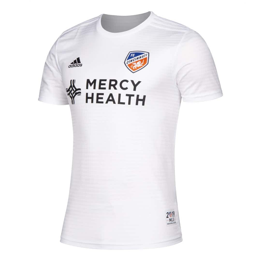 e178fc24c76 FC Cincinnati will make their MLS bow on 2 March when they travel to Seattle  to face the Sounders.