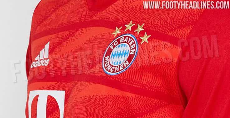save off 5c9c9 24e12 📸 Bayern Munich's beautiful new jersey leaks online ...