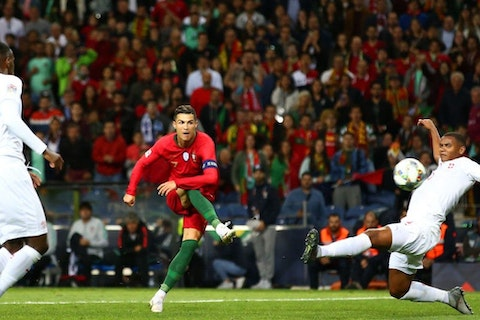 Cristiano Ronaldo Wins Nations League Goal Of The Tournament Onefootball