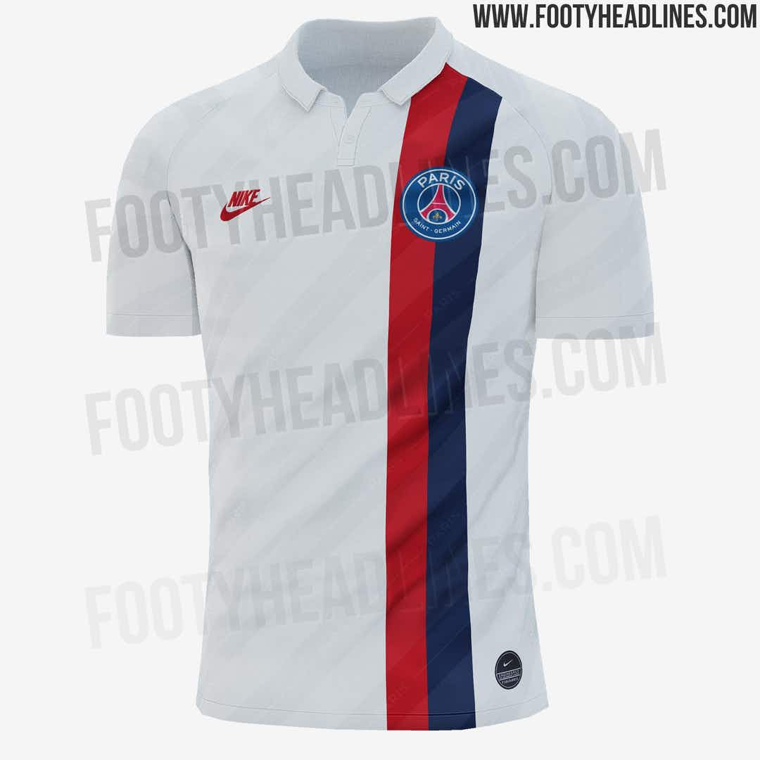 on sale cec15 76269 📸 PSG's classy new home jersey leaks online - Onefootball