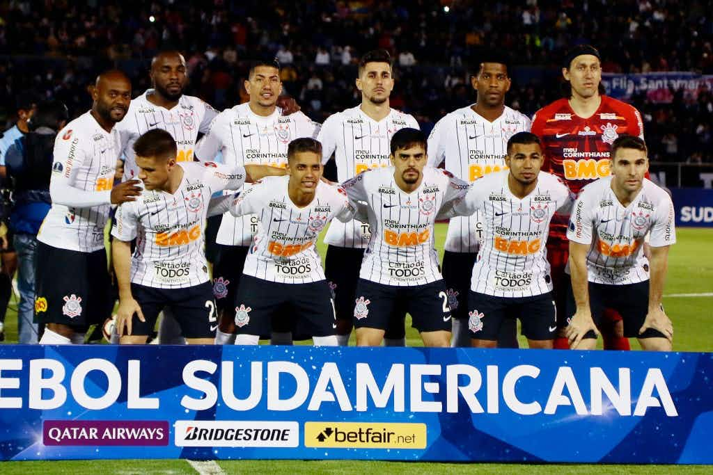 Corinthians Path To The Copa Libertadores Group Stage