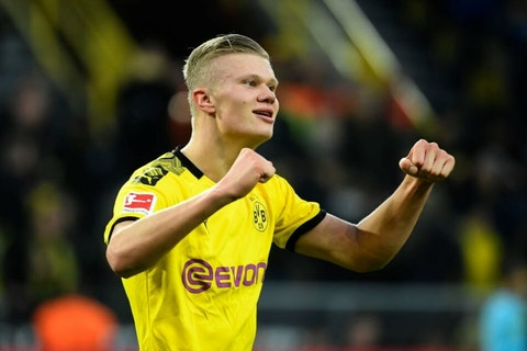 Mino Raiola Reveals Why Erling Haaland Chose Dortmund Over Man United Onefootball