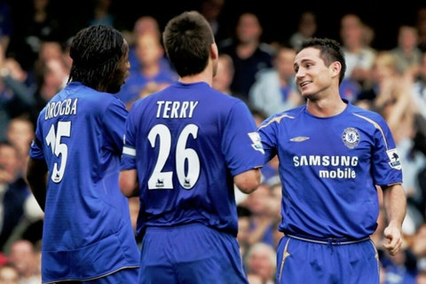 Chelsea S Best Ever Xi The Team In Full Onefootball