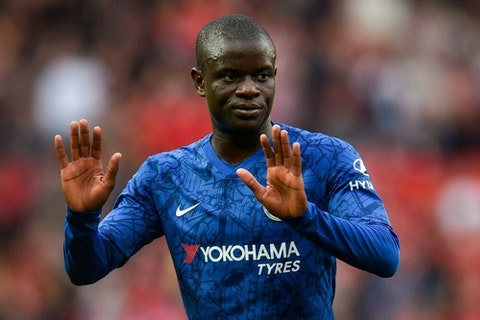 Chelsea are willing to let N'Golo Kanté miss the rest of the ... Photo credit: Goal.com