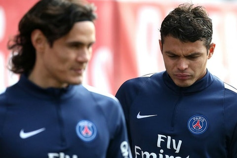 Edinson Cavani And Thiago Silva To Leave Psg This Summer Onefootball