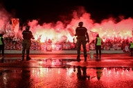 🎥 The Belgrade derby scenes were wild and we are here for it 🔥