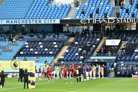 🎥 Man City give new champions Liverpool a guard of honour ...