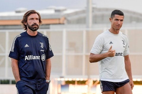 Alessandro Del Piero Andrea Pirlo Is Ready To Be A Juve Success Onefootball