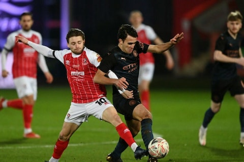 Fa Cup Man City Avoid Major Cheltenham Scare Arsenal Knocked Out Onefootball