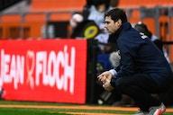 Mauricio Pochettino suffers first defeat as PSG boss