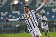 Juventus name starting XI against Sampdoria