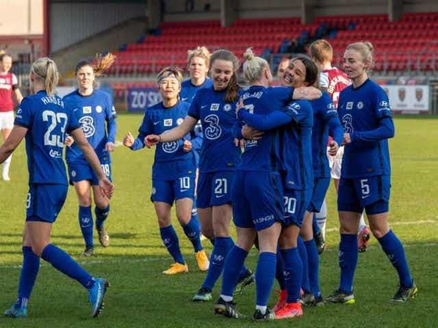 🎥 WSL: Kerr inspires Chelsea victory; United, City and Arsenal win