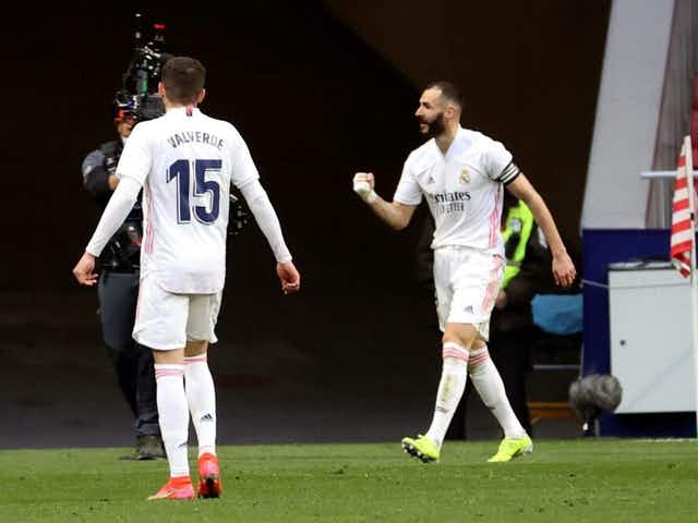 🇪🇸 Benzema scores late equaliser to keep LaLiga title race alive