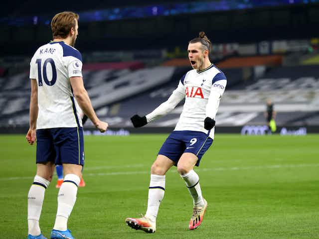 🦁 Kane and Bale inspire Spurs to win; United end City's winning run