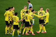 🇩🇪 Dortmund keep Champions League hopes alive by beating Hertha