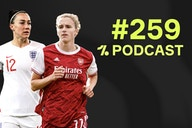🎙 England's woeful week, Rangers close in and 10 years of the WSL!