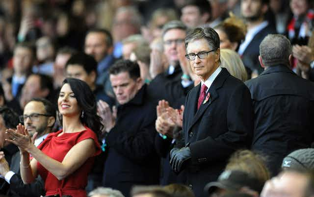 🚨 Liverpool owner John W Henry apologises after Super League u-turn