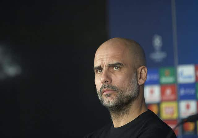 📣 Furious Guardiola savages CL plans ahead of City's cup final tilt