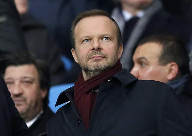 Manchester United confirm departure of vice-chairman Ed Woodward