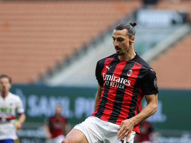 One more year! Zlatan Ibrahimović pens new Milan deal