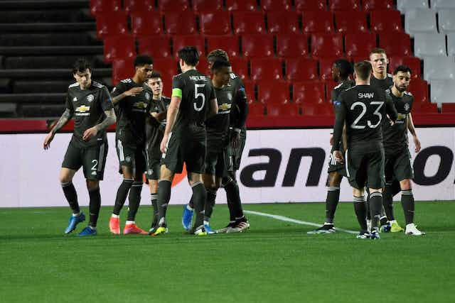 🇪🇺 Man Utd do enough; Arsenal draw in stoppage time; Ajax collapse