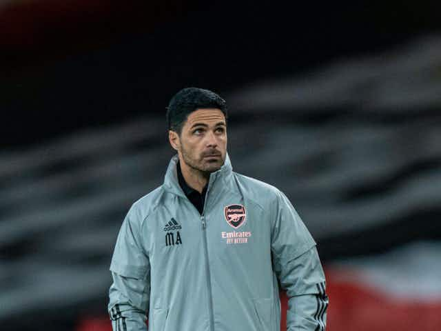 Arsenal and Fulham confirm their starting line-ups