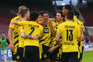 🇩🇪 Youngsters fuel Borussia Dortmund's comeback against Stuttgart