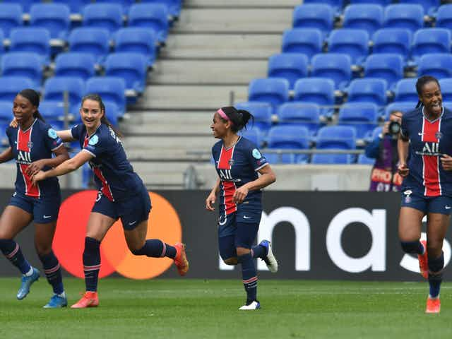 💫 Wendie Renard own goal sees Lyon crash out of UWCL against PSG