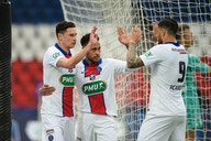 🇫🇷 PSG cruise into Coupe de France semi-finals after Angers win