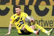 Marco Reus: Dortmund need 'three more wins' to reach Champions League