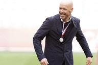Erik ten Hag: 'This title is better than the one in 2019'