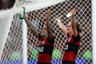 Filipe Luís: Flamengo have penalty king in Gabigol