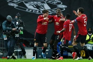 Manchester United name their starting XI for Roma second leg