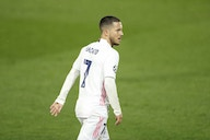 Eden Hazard and Sergio Ramos start for Real Madrid against Chelsea