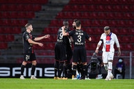 🇫🇷 PSG slip again as Lille close in on shock Ligue 1 title