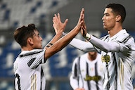 🇮🇹 Ronaldo and Dybala net 100th Juventus goals in win at Sassuolo