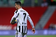 Cristiano Ronaldo on the bench for Juventus' must-win clash