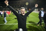 Christophe Galtier announces departure from Lille