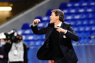 Lyon and Nice both bid adieu to their coaches after Ligue 1 finale