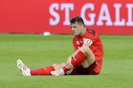Xhaka reportedly close to Arsenal exit worth up to €20m