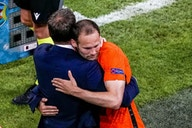 Daley Blind overcame 'mental hurdle' to play for Netherlands