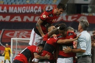 Flamengo breeze past ABC in first-leg of Copa do Brasil tie