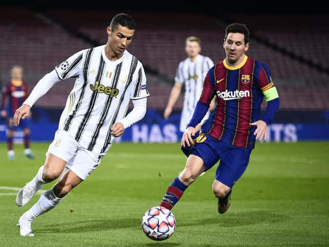 Wochenschau: Messi und Ronaldo müssen aufhören, Fußball zu spielen